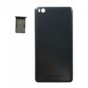 Battery Cover With SIM Card Tary for Xiaomi Mi 4C Black