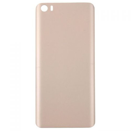 Battery Cover for Xiaomi Mi 5 Gold With Buckle