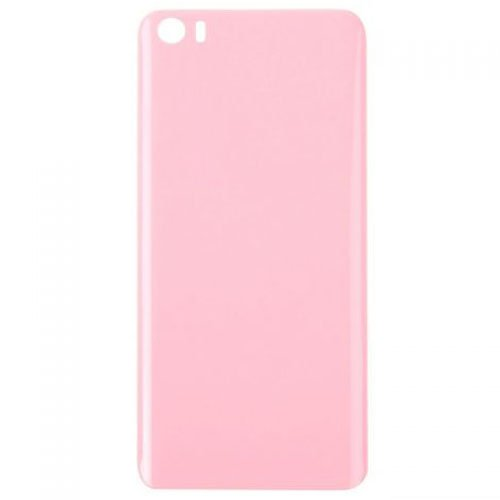 Battery Cover for Xiaomi Mi 5 Pink With Buckle