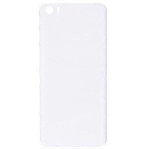 Battery Cover for Xiaomi Mi 5 White With Buckle