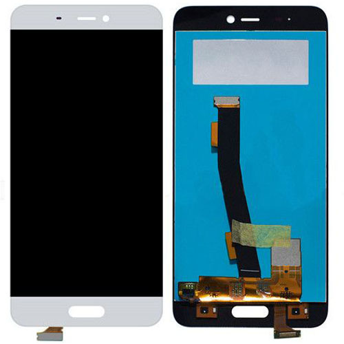 LCD with Digitizer Assembly for Xiaomi Mi 5 White