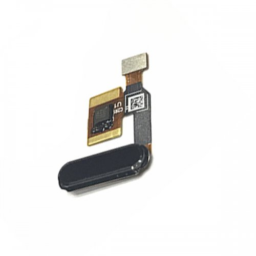 Fingerprint Sensor Flex Cable for Xiaomi Mi 5C Bla...
