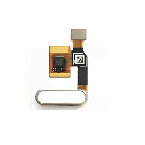 Fingerprint Sensor Flex Cable for Xiaomi Mi 5C Whi...