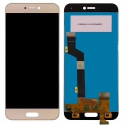 LCD with Digitizer Assembly for Xiaomi Mi 5C Gold