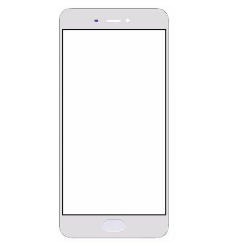 Glass Lens for Xiaomi Mi 5S White