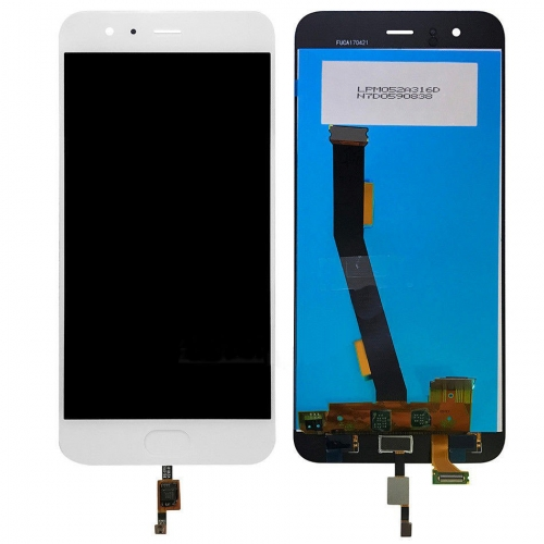 LCD with Digitizer Assembly for Xiaomi Mi 6 White Original