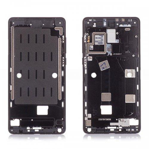 Front Housing for Xiaomi Mi Mix 2 Black
