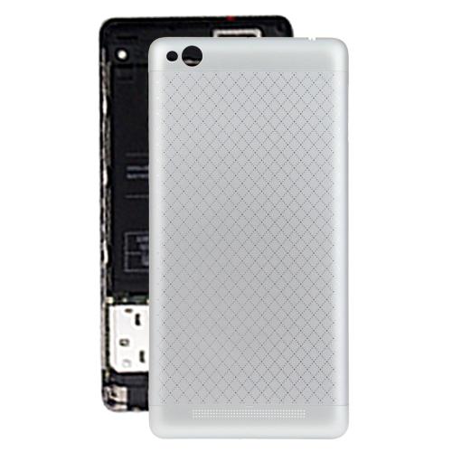 Battery Cover for Xiaomi Redmi 3  White