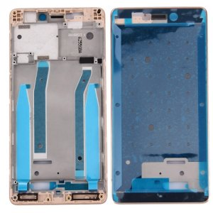 Front Housing for Xiaomi Redmi 3 Gold