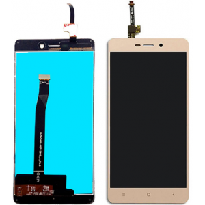 LCD with Digitizer Assembly forXiaomi Redmi 3/3S/3X Gold