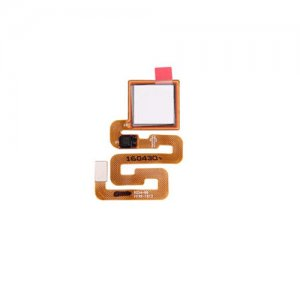 Fingerprint Sensor Flex Cable for Xiaomi Redmi 3S Silver