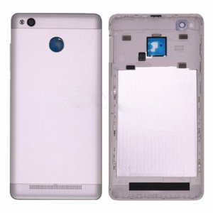 Battery Cover for Xiaomi Redmi 3X Silver