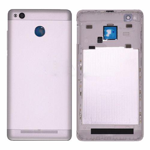 Battery Cover for Xiaomi Redmi 3X Silver
