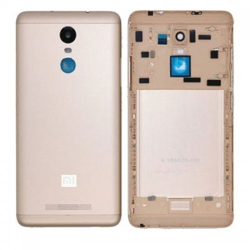 Battery Cover for Xiaomi Redmi Note 3 Gold