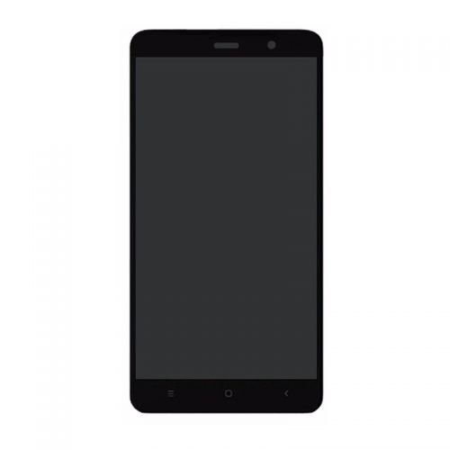 LCD Screen With Frame for Xiaomi Redmi Note 3 Black