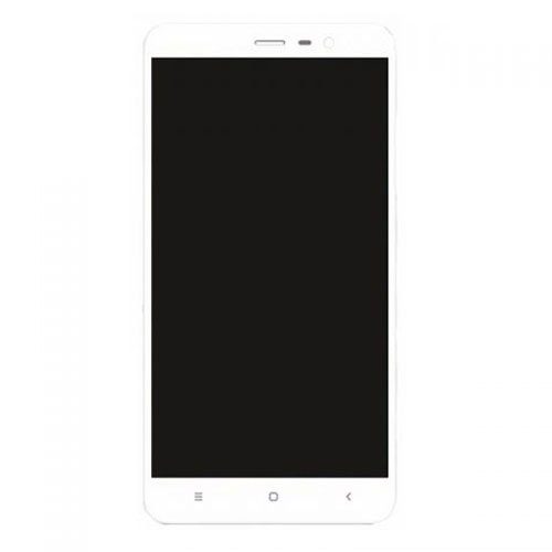 LCD Screen With Frame for Xiaomi Redmi Note 3 White
