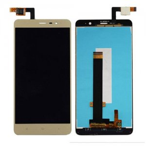 LCD with Digitizer Assembly  for Xiaomi Redmi Note 3 Gold