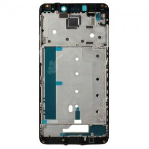 Front Housing for Xiaomi Redmi Note 4 Black