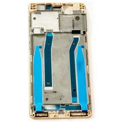 Front Housing for Xiaomi Redmi Note 4 Gold