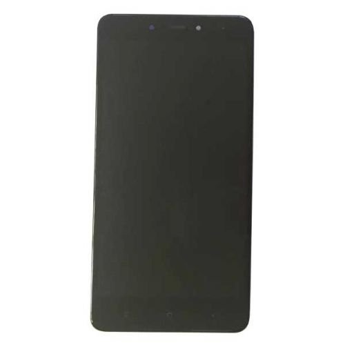 LCD Screenr With Frame for Xiaomi Redmi Note 4 Black