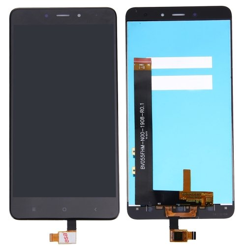 LCD with Digitizer Assembly  for Xiaomi Redmi Note 4 Black