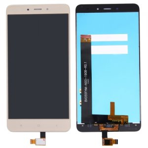 LCD with Digitizer Assembly  for Xiaomi Redmi Note 4 Gold
