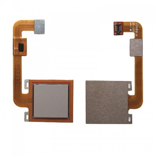 Fingerprint Sensor Flex Cable for Xiaomi Redmi Note 4X Gray