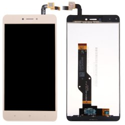 LCD with Digitizer Assembly for Xiaomi Redmi Note 4X Gold