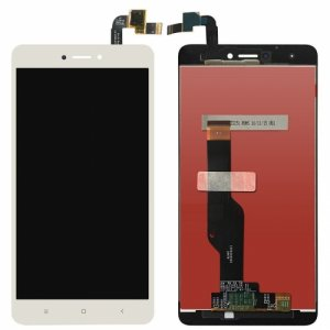 LCD Screen with Frame for Xiaomi Redmi Note 4X White