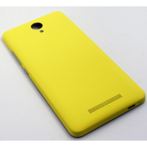 Battery cover for Xiaomi Redmi Note 2  Yellow