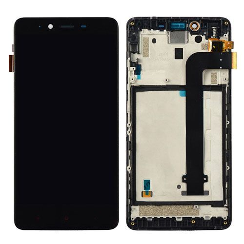 LCD Digitizer with Frme  for Xiaomi Redmi Note 2 B...