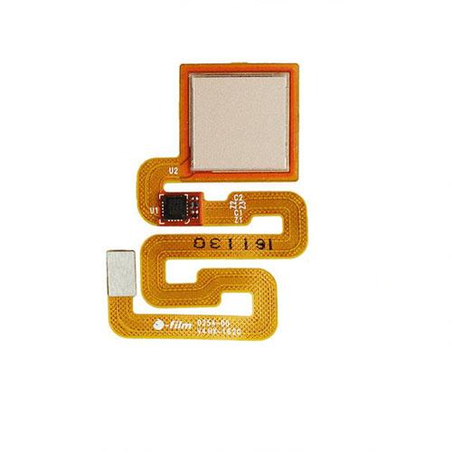 Fingerprint Sensor Flex Cable Xiaomi Redmi 4 Gold