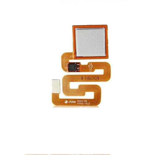 Fingerprint Sensor Flex Cable Xiaomi Redmi 4 Silve...