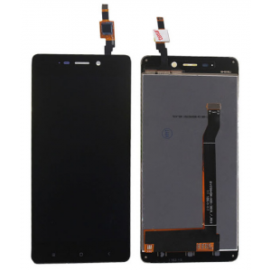 LCD with Digitizer Assembly for Redmi 4 Black  Standard Version