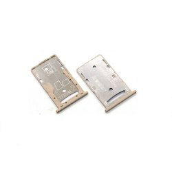 SIM Card Tray for Xiaomi Redmi 4A Gold
