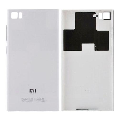 Battery Cover for Xiaomi Mi 3 Silver(WCDMA Version...