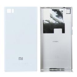 Battery Cover for Xiaomi Mi 3 White(WCDMA Version)