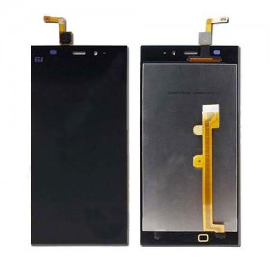 LCD with Digitizer Assembly for Xiaomi Mi3 Black