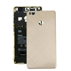 Battery Cover for Xiaomi Mi 4S With Buckle Gold