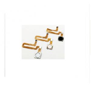 Fingerprint Sensor Flex Cable for Xiaomi 4S Black