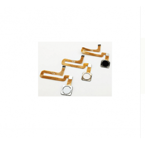 Fingerprint Sensor Flex Cable for Xiaomi 4S White