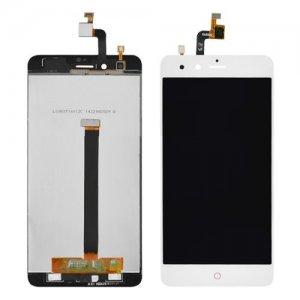 Screen Replacement for ZTE Nubia Z11 Mini NX529J White Ori