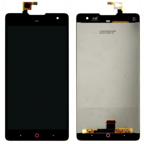 Screen Replacement for ZTE Nubia Z7 Max NX505J Bla...