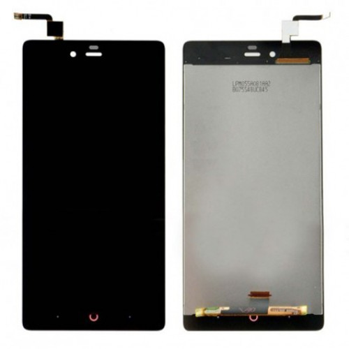 Screen Replacement for ZTE Nubia Z9 Max NX510J Bla...