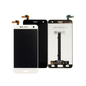 Screen Replacement for ZTE V8 White Ori