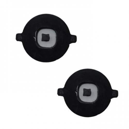Original Black For iPad Home Button Key Repair Parts