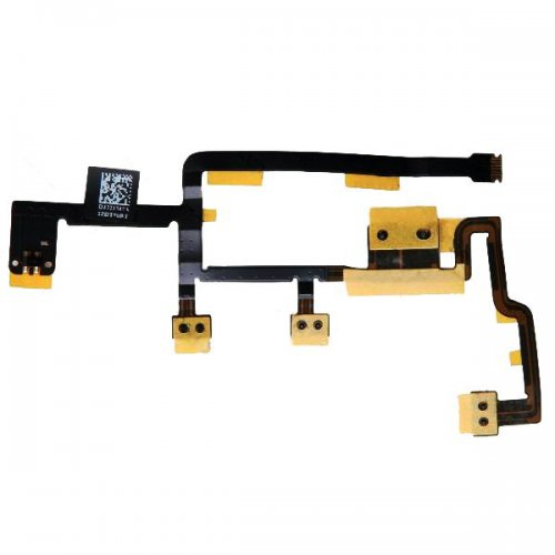 Power Button Flex Cable Replacement Part for iPad 2 CDMA New Version