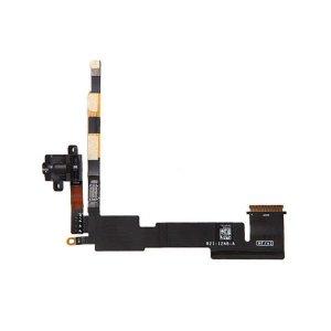 Original Audio Jack Ribbon Flex Cable for iPad 2 WiFi Version