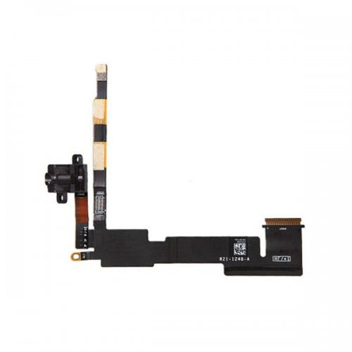 Original Audio Jack Ribbon Flex Cable for iPad 2 WiFi Version