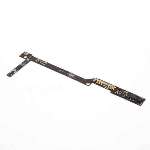 Original LCD Power Switch Key Connection Board Flex Cable for iPad 2 WiFi Version